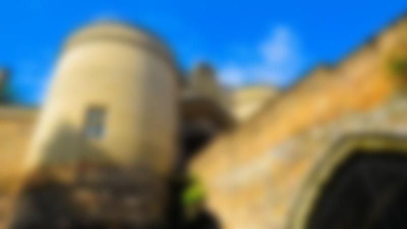 Entrance to Nottingham Castle