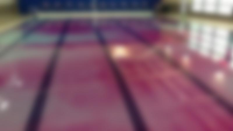 Pink dye in pool at Rotherham Leisure Complex