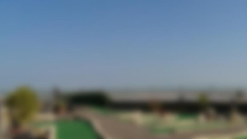 Crazy Mini Golf at Strokes Adventure Golf in Margate