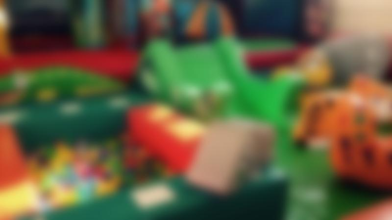 Toddler play area at Cheeky Monkeys Indoor Soft Play Centre in Bristol
