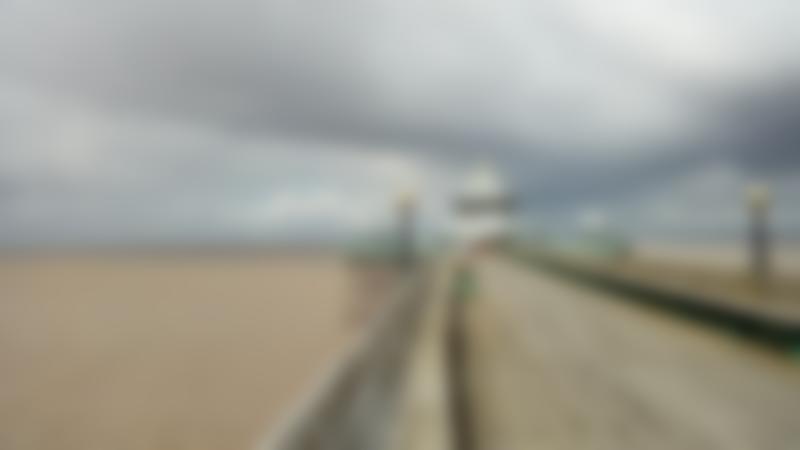 Pier at Clevedon Beach