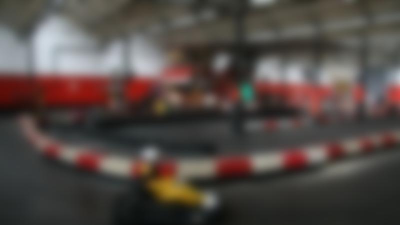 People go kart racing at JDR Karting in Gloucester