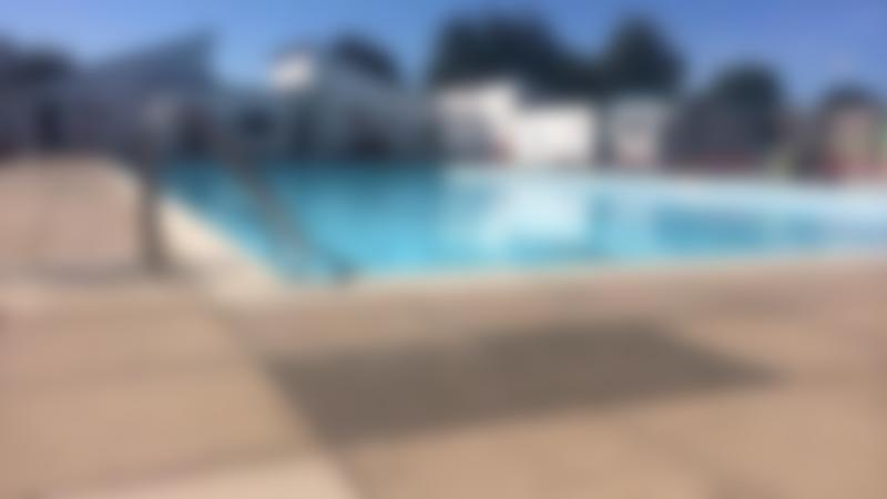 Outdoor swimming pool at Kingsteignton Swimming Pool