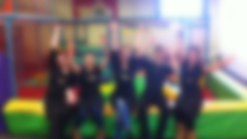Staff at Wee Kingdom in Cupar