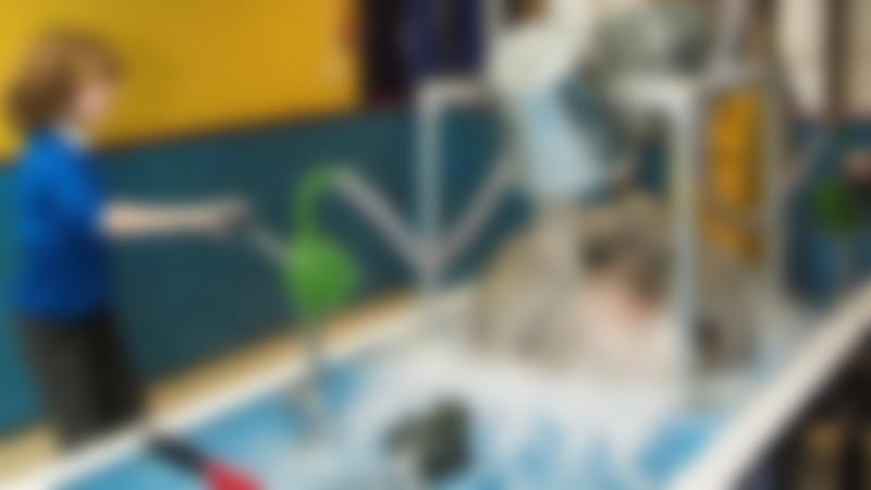Imagine That Underwater Street - Pump Splash