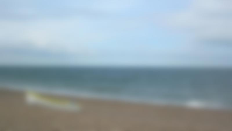 A view of Weybourne Beach, Weybourne
