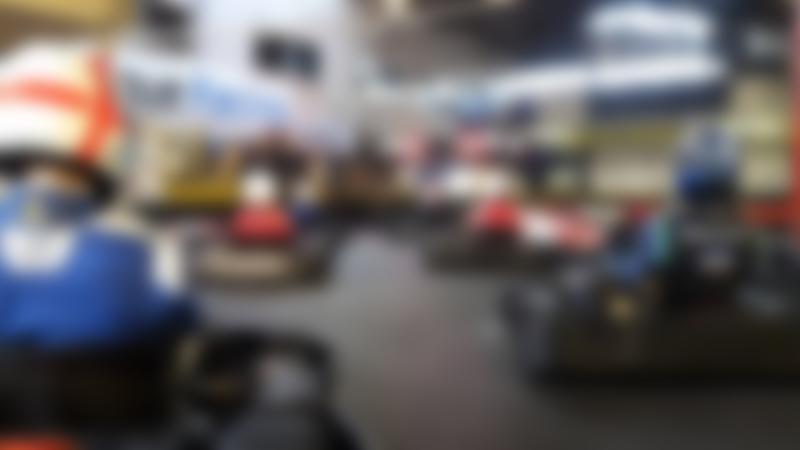 People go kart racing at Rogue Racing Aylesbury