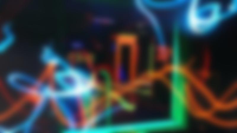 Laser beams at Laser Quest Skegness