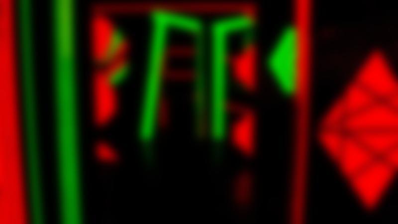 Laser tag rooms at Laser Quest Skegness