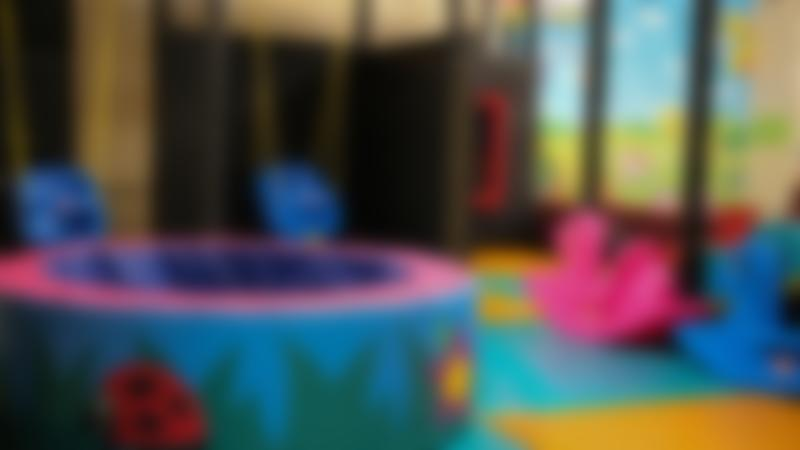 Toddler play area at Kids2Day Indoor Soft Play Centre in Eastleigh