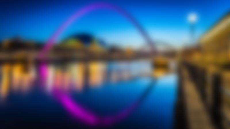 Millennium bridge on Curious About Newcastle