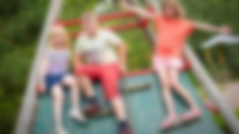 Kids on playground at Jubilee Play Centre in Biggleswade