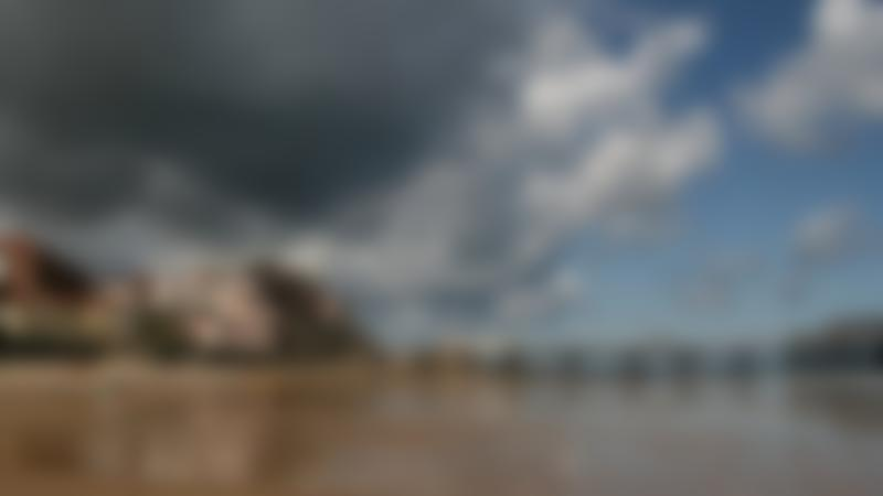 A view of Cromer Beach, Cromer
