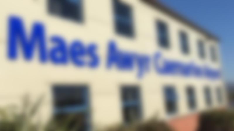 Maes Awyr Caernarfon Airport where Pleasure Flights starts