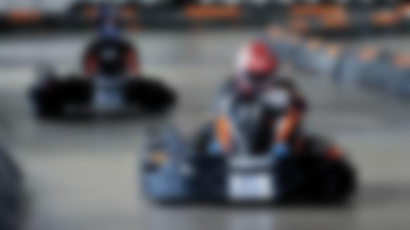 People go karting at Formula Fast Indoor Karting in Milton Keynes