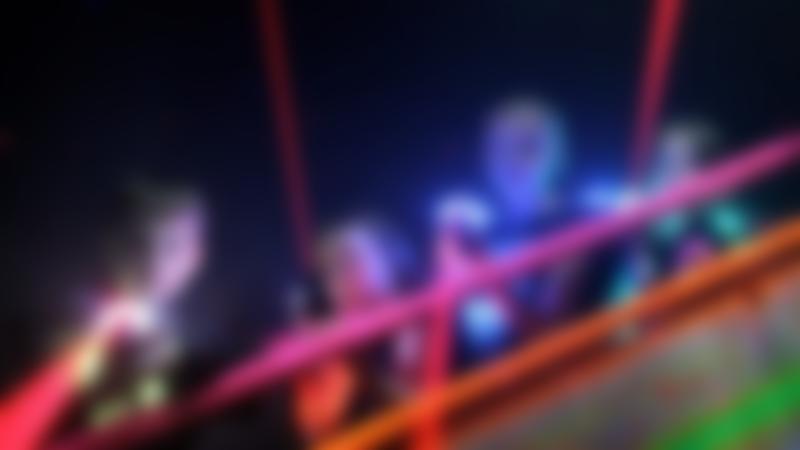 Kids playing laser tag at Quasar Elite in South Shields