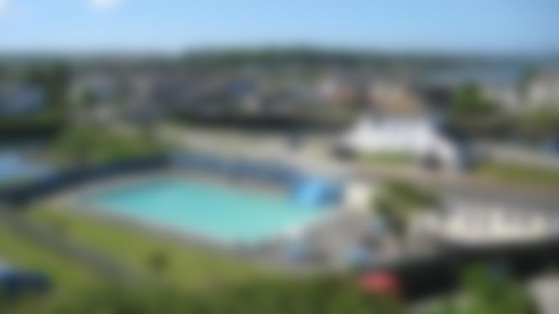 Outdoor swimming pool at Hayle Swimming Pool