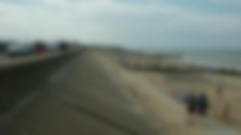 A view of Walcott Beach, Walcott