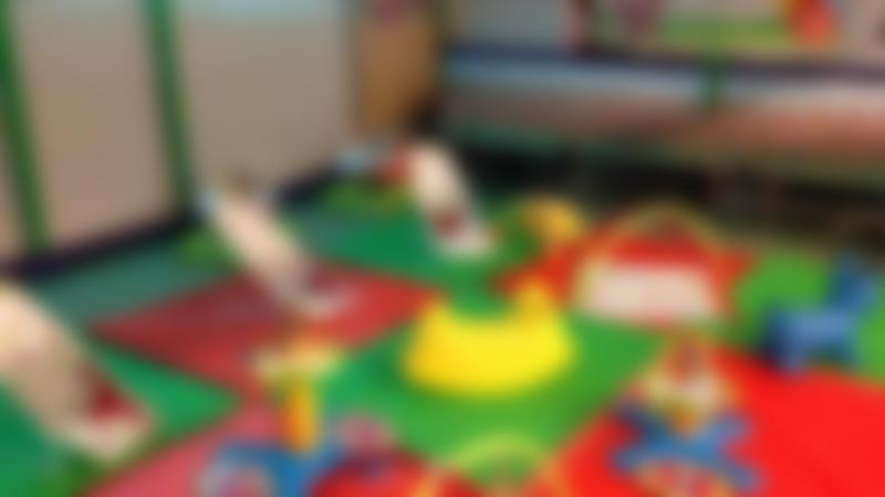 Toddler soft play area at Kids Club House Ltd in Leeds