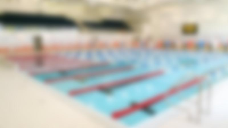 Swimming pool at Hertfordshire Sports Village in Hatfield