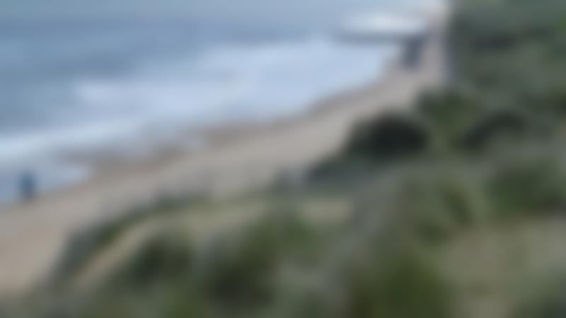 A view of Waxham Beach, Waxham