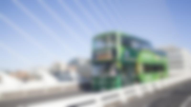 Double deckers bus with Dublin Bus Tour