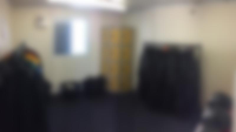 Changing room at Raceway Kart Centre Ltd in Gainsborough