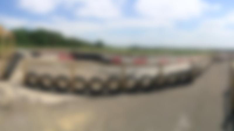 Race track at Raceway Kart Centre Ltd in Gainsborough