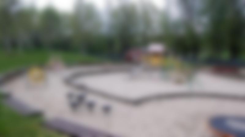 Adventure playground at Hemsworth Water Park and Playworld in Pontefract