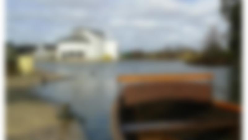 Boat at Cleethorpes Boating Lake