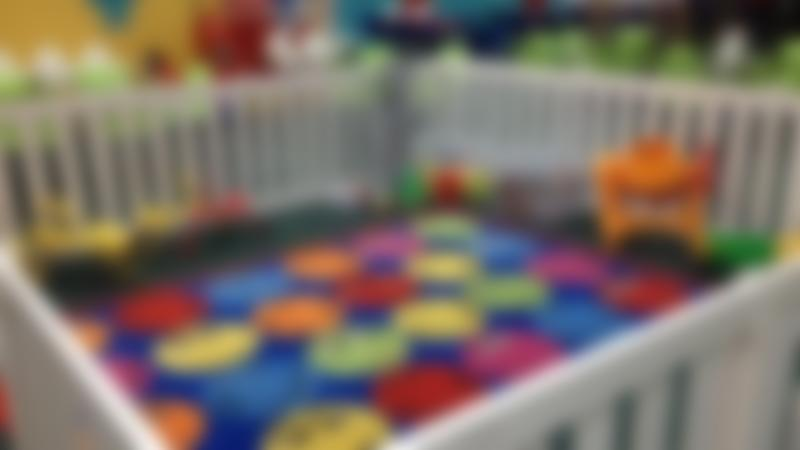 Toddler play area at Crazee Bongos Indoor Playcentre in Sleaford