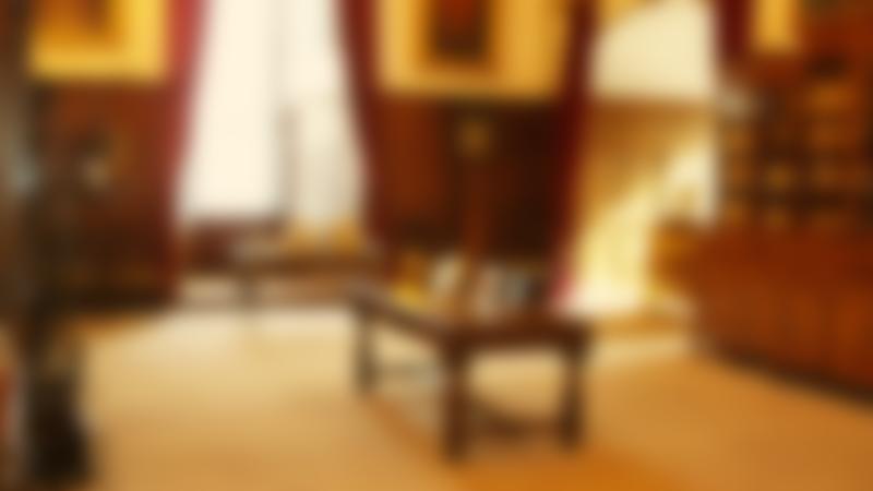 Room in Bamburgh Castle