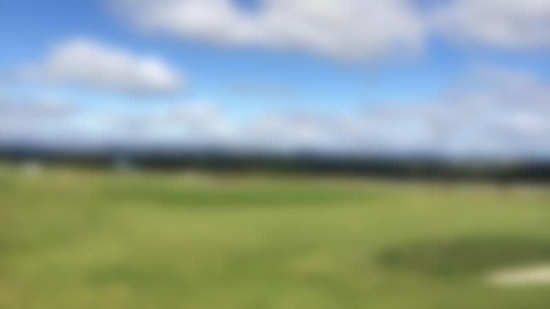 Golf course at Noahs Ark Golf Centre in Perth