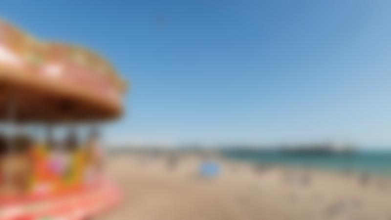 Merry Go Round at Brighton Beach
