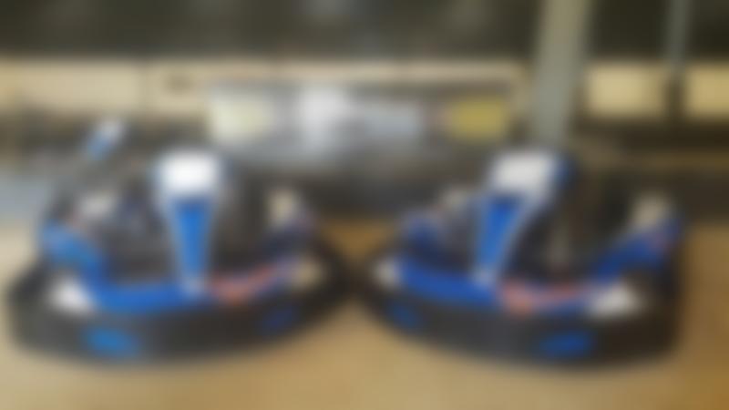 Go karts at Top Gear Karting in Durham