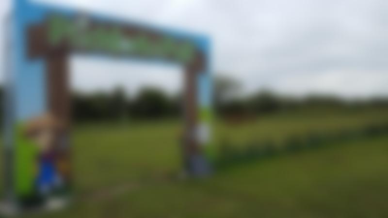 Pitchfork & Putt at Hardys Animal Farm in Skegness