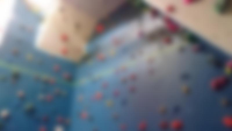 Climbing wall at Extreme Ventures Indoor Climbing Gym Brighton