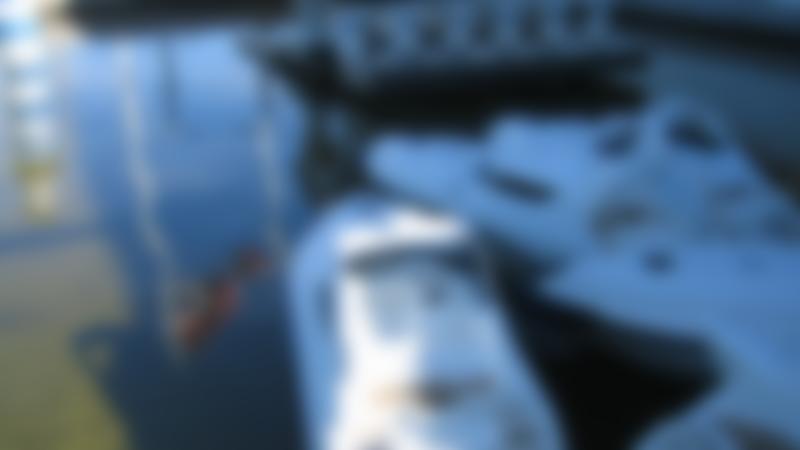 Radio Controlled Boats and Aquablasta at Lake District Coast Aquarium in Maryport