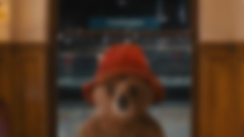 Paddinngton Bear at Paddington Station with Paddington Bear Tour London