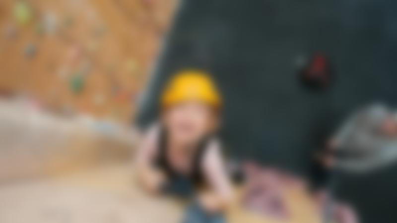 Girl climbing at Redpoint Birmingham