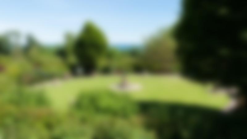 Garden at Carnfunnock Country Park in Larne