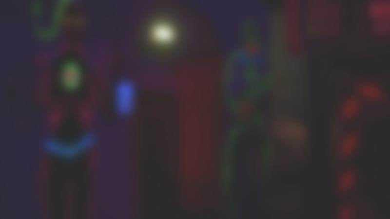 Laser room at Laserforce Peterborough