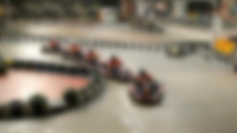 People go kart racing at West Coast Karting in Maryport