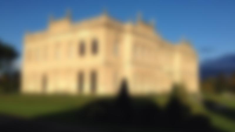Outside view of Brodsworth Hall and Gardens in Doncaster