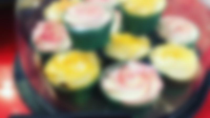 Cupcakes at Apple Tree Studio in East Horsley
