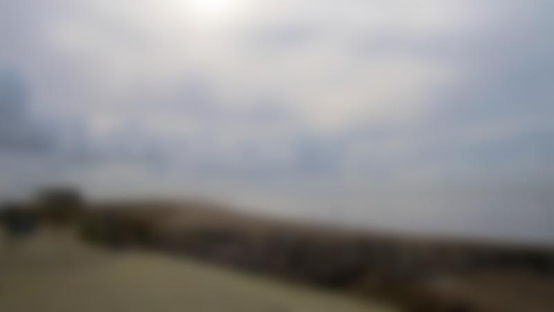A view of Heacham Sands, Heacham