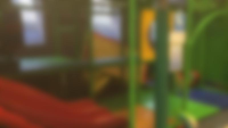 Toddler soft play frame at Little Daisys in Shipley