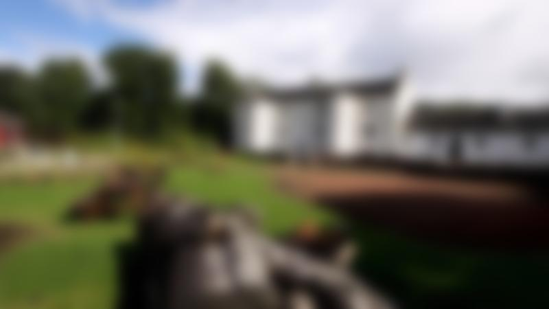 Outside view of David Livingstone Centre in Blantyre