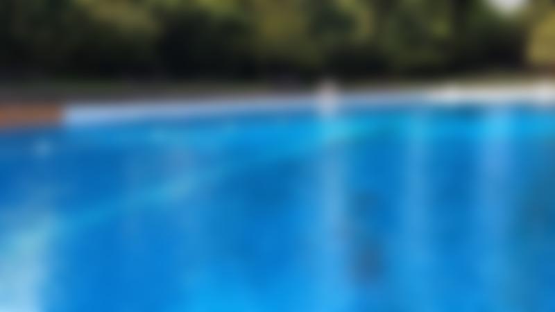 Outdoor swimming pool at Jesus Green Pool in Cambridge