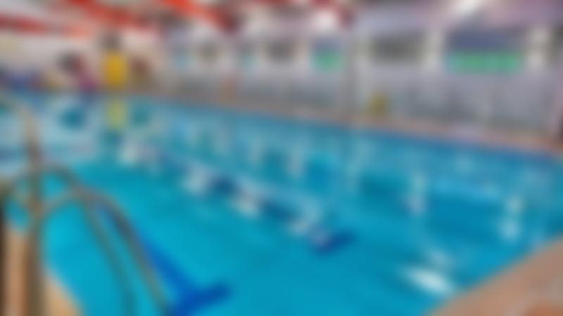 Swimming pool at Wrexham Waterworld